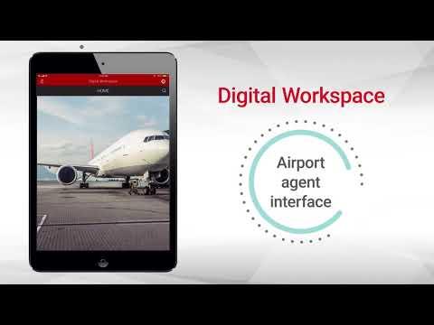 Sabre Digital Workspace