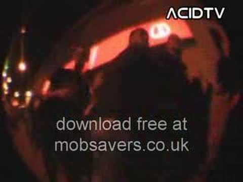 Uprising mobile phone screensaver