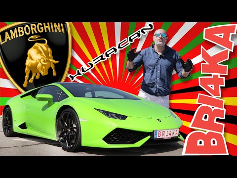 Lamborghini Huracán | Test and Review | Bri4ka.com