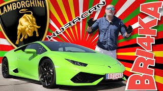 Lamborghini Huracán | Test and Review | Bri4ka.com