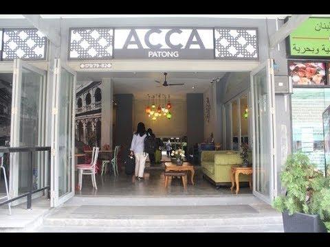 Standard Room at Acca Hotel, Patong, Phuket, Thailand