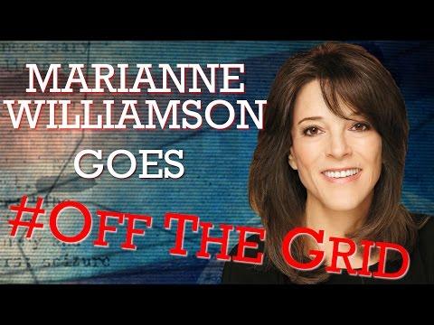 Marianne Williamson Goes #OffTheGrid   Jesse Ventura Off The Grid - Ora TV