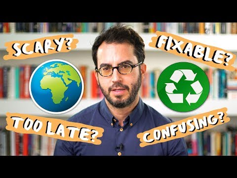 Busting Climate Change Myths With Jonathan Safran Foer!