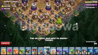 CLASH OF CLANS ,😎 NEW UPDATE LEAK .......Ice Wizard ......Clash mess. 3