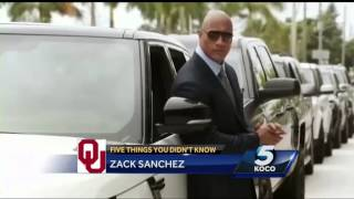 Five things you didn't know about OU cornerback Zack Sanchez