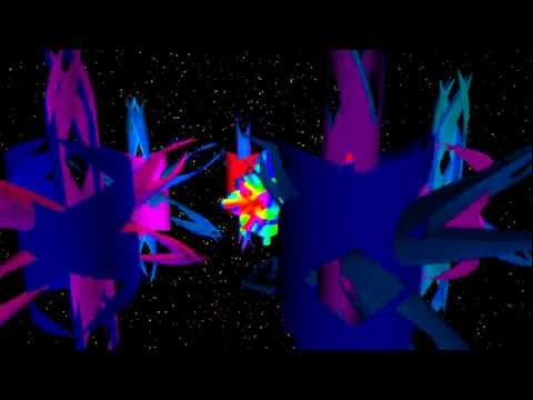 Naked Chicks - Music by Cosmosis, Visual Music by VJ Chaotic