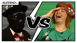 I AM THE LAW! - The Gentleman vs The Scotsman (episode 11)