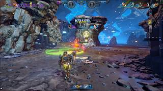 THE DAY Online MOBA PC game first look gameplay español