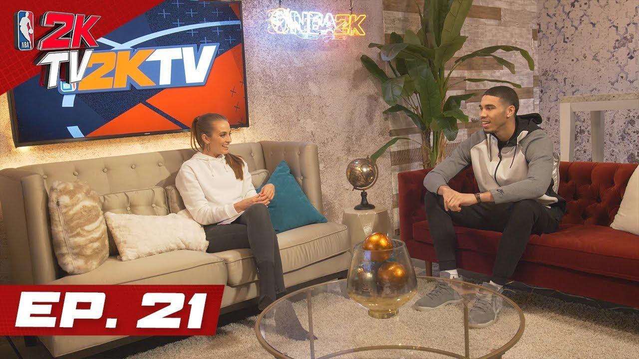 Tatum, GR3, The Game & More! - NBA 2KTV S4. Ep.21