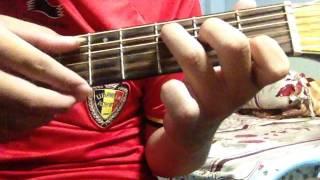 Hướng Dẫn Guitar solo fingerstyle Anh Cứ Đi Đi.. P1 By SMR