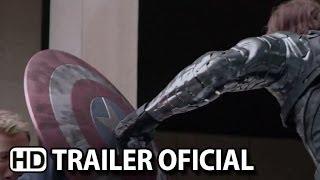 Capitão América 2: O Soldado Invernal - Trailer #2 Dublado (2014) HD
