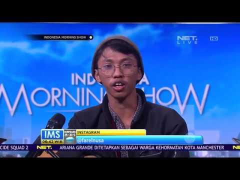 Muhammad Farelly Nusa, Viral Karena Suara Merdunya yang Khas