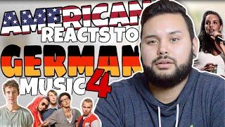 American REACTS // German Music 4