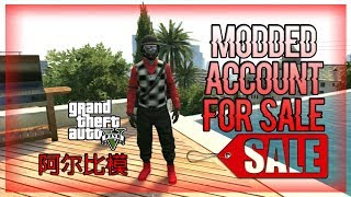 Modded Account For Sale- Gta 5 Online