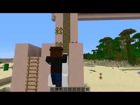 Minecraft | EXTREME PARKOUR MOD! (Smart Moving Parkour Film!) | Mod Showcase