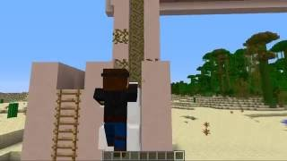 Minecraft | EXTREME PARKOUR MOD! (Smart Moving Parkour Film!) | Mod Showcase