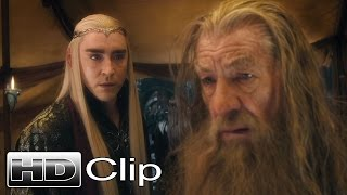 """THE HOBBIT: THE BATTLE OF THE FIVE ARMIES - """"The Dwarves Are Out Of Time"""" Clip - Official [HD]"""
