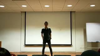 Adam Karim Sadick Talent Speech
