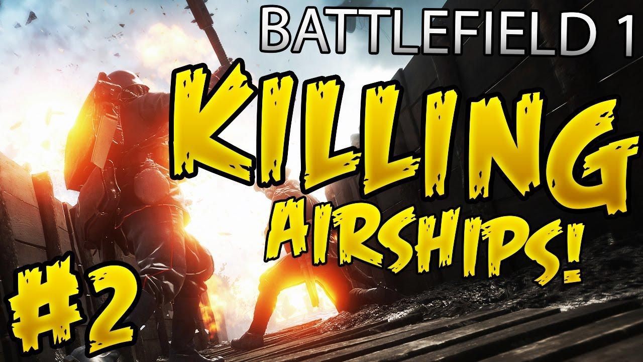how to kill maxson airship down