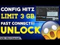 Config HPI HITZ OPOK vs. CHAT Unlock SSH Limit 3GB Terbaru
