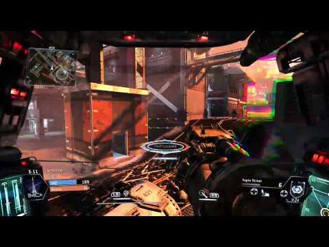 Titanfall - Enemy Pilot has ejected, Enemy Pilot is dead