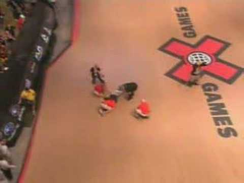 X-Games Wipe Out - Jake Brown