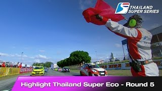 Highlight Thailand Super Eco Round 5 | Bira International Circuit