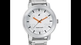 Review of Fastrack 3121SM01 basic series analog wrist watch for men-full discription