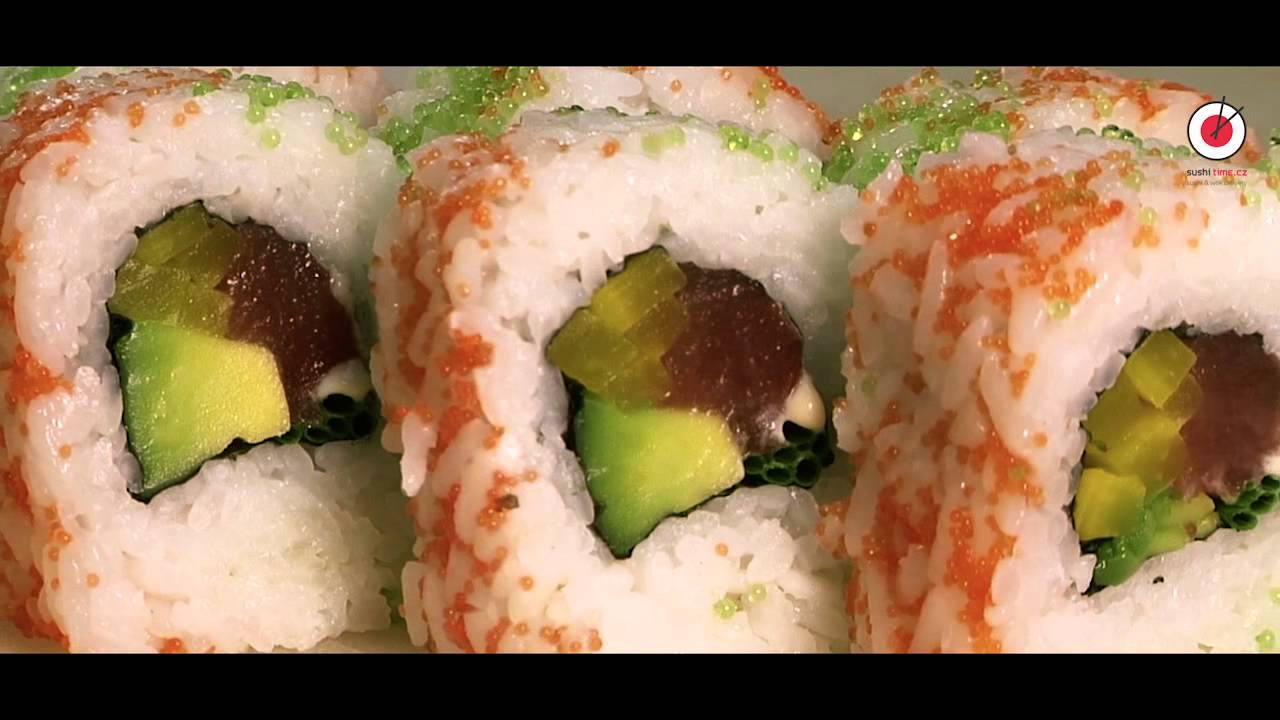 sushi time ica max