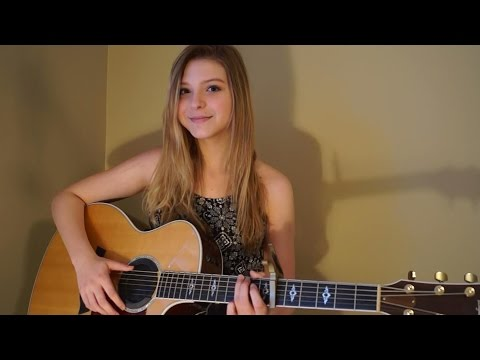 Let It Go - James Bay (Acoustic Cover by Caroline Dare)