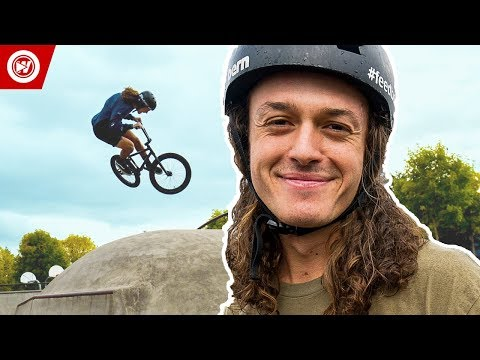 Homeless BMX Legend | Robert Barranco
