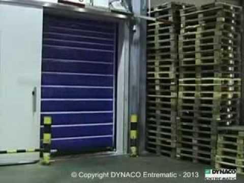 Dynaco Freezer -30ºC с утеплённым полотном-морозильный склад