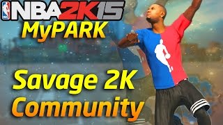 "NBA 2K15 My Park: ""The Glitch"" - The Savage 2K Community - Damage Control"