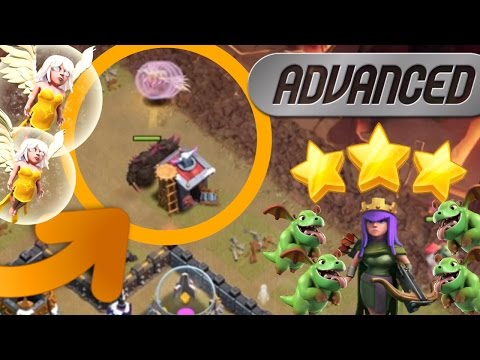 TH9 :: 4 WAYS TO DOMINATE w/ HEALERS! :: Clash Of Clans Strategy