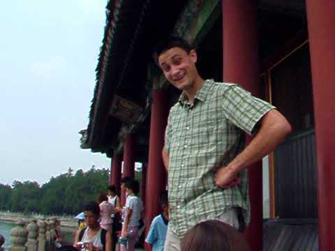 TheChanClan: The Summer Palace Flower Garden?, Beijing, China - July 2005