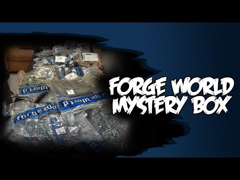 Forge World Mystery Box - The Mother of All FW Deals