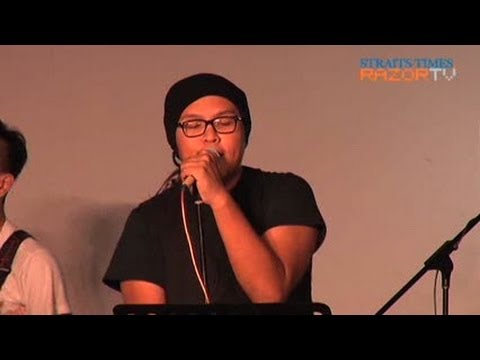 Malay boy sings in Chinese (Pub Insider Ep 12.1)