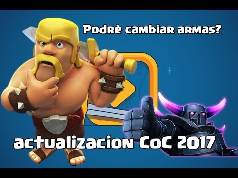 Thumbnail: NUEVA INFORMACIÒN DE LA ACTUALIZACIÓN DE CLASH OF CLANS 2017 / REPES FARMING TH 10 / MAOMIX