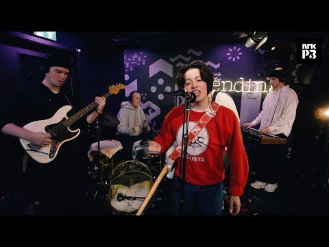 """P3 Live: Boy Pablo """"Better Now"""" (Post Malone cover)"""