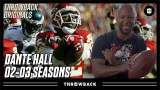 "Dante Hall Relives the Evolution of ""The Human Joystick"" | Throwback Originals"