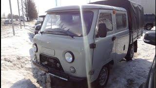 УАЗ 39094 Фермер 2015. Обзор автомобиля