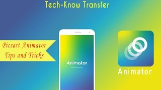 Picsart animator - tutorial #1