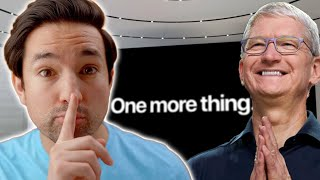 Apple's Big Secret