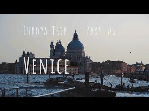 #01 Venice - Travel Europe Trip