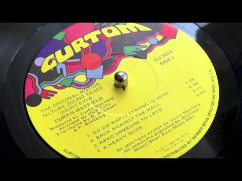 Need Someone To Love - Curtis Mayfield (Curtom 1977)
