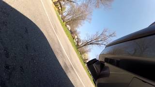 1995 BMW E34 540i 6 Speed Muffler Delete GoPro Video