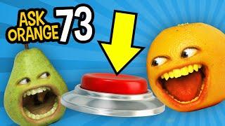 Annoying Orange - Ask Orange #73: Annoy Pear Button!