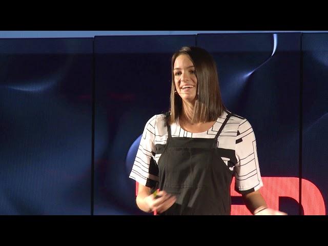 Plivačka avantura života | Dina Levačić | TEDxZagreb