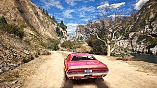 ► GTA 6 Graphics | 2018 M.V.G.A REDUX  Gameplay! Ultra Realistic Graphic ENB MOD PC [4k 60FPS]