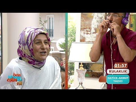 Ben Bilmem Eşim Bilir 13. Bölüm- Hatice Ve Ahmet'in Anla Beni Performansları